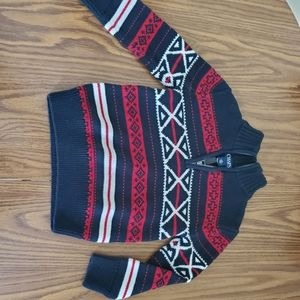 Chaps sweater size 6 boys